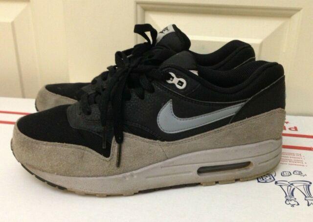 Nike Air Max 1 Essential Trainers Black