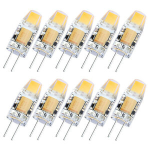 4-x-10-x-2W-G4-AC-DC-12V-COB-LED-Ampoule-Lampe-Spotlight-Blanc-chaud-froid-new