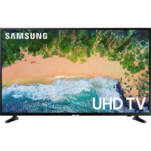 """Samsung UN50NU6900 50"""" NU6900 Smart 4K UHD TV (2018 Model)"""