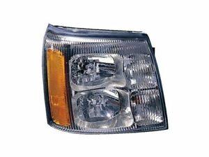 2002 Cadillac Escalade//EXT Passenger Right Side Halogen Headlight Lamp Assembly