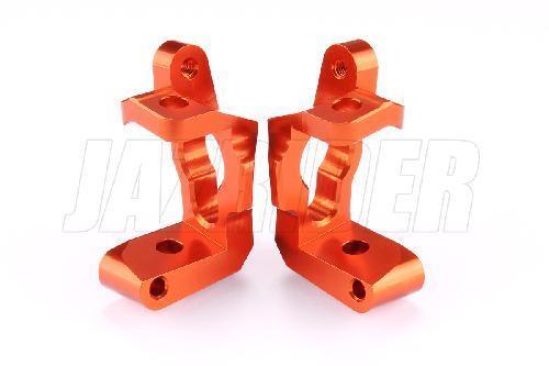 Jazrider Aluminum Front C-Hub Carriers Set Pour HPI Bullet MT ST WR8 3.0//FLUX