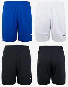 2b2da6cb0 Puma Men ACTIVE Mesh WB Shorts Pants Training Black Running Soccer ...