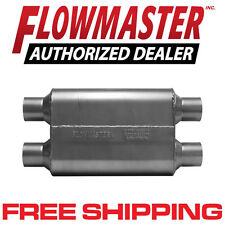 "Flowmaster 425404 Original 40 Series Muffler 2.5"" Dual Inlet/2.5"" Dual Outlet"