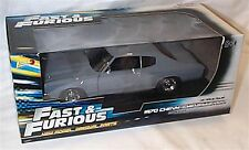 1970 Chevy Chevelle SS fast and furious 1-18 scale New in Box