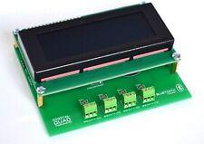 4ch Temperature Data Logger Recorder Rtc 55125 C Compatible Ds18b20 Wireless