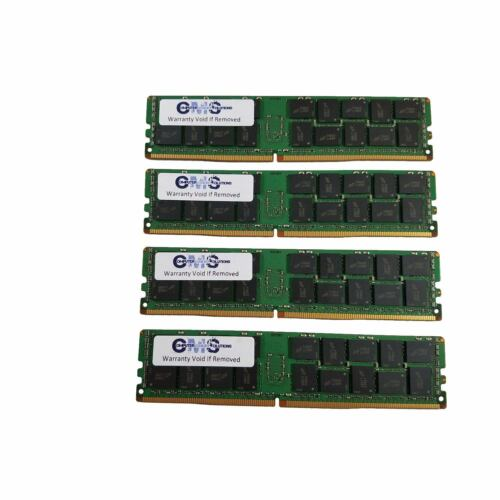 4X16GB Memory RAM Compatible with  HP//Compaq ProLiant DL380 Gen9 64GB G9 B102