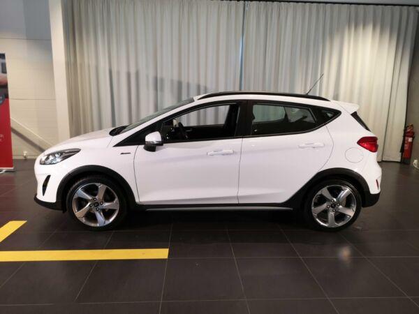 Ford Fiesta 1,0 SCTi 100 Active I - billede 1