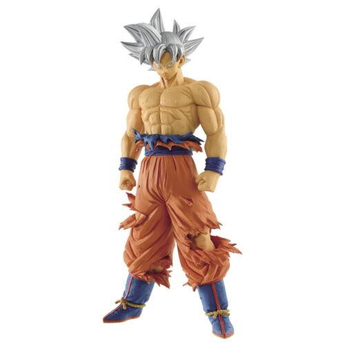 Dragon Ball Super Grandista MUI Goku Ultra Instinct Prize Figure Banpresto
