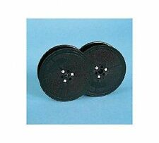 OLIVETTI LETTERA 22 24 32 STUDIO 45 D82 TWIN SPOOL TYPEWRITER RIBBON BLACK