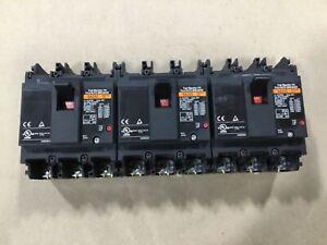 Lot Of 10 Fuji Electric SA33C Auto Circuit Breaker 30A 3 Pole BB3ASC-030 #01F77