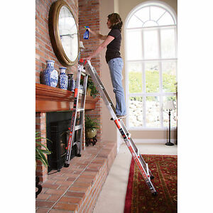 Little Giant Type 1a Revolutionxe Multi Use Ladder 22ft