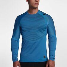 Mens Nike Pro Long Sleeve Utility Training Top Olive Size XL X-Large 929703-395