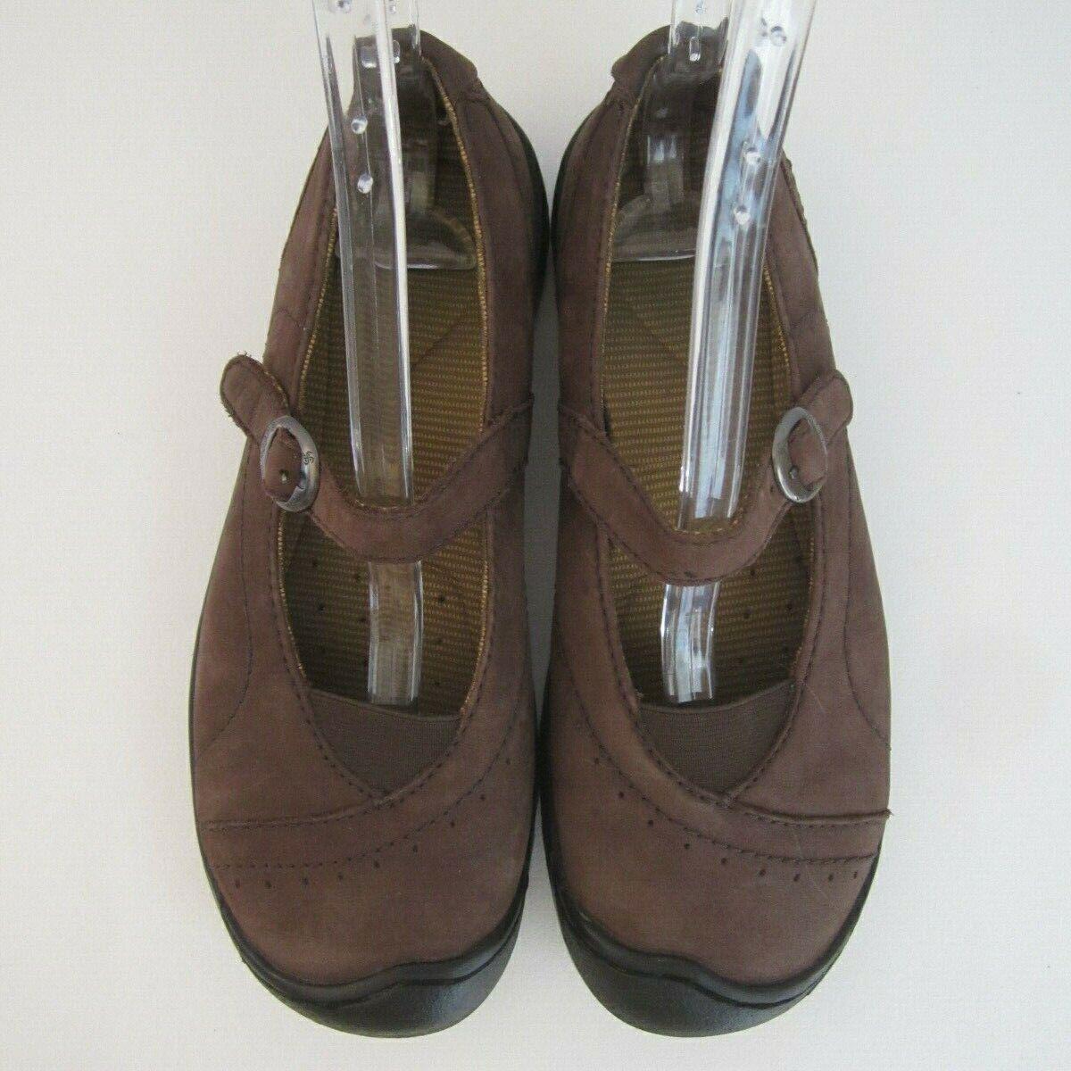 grandi offerte KEEN Mary Janes Marronee Marronee Marronee Leather donna scarpe Dimensione 7.5 Medium Eur 38  Comfort  elementi di novità