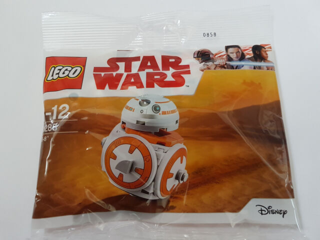 Lego Star Wars BB8 Polybag 40288 Brand New & Sealed