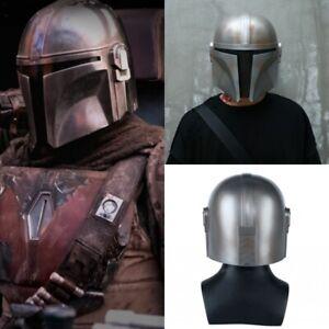 Movie-Star-Wars-The-Mandalorian-Mask-Cosplay-Helmets-PVC-Masks-Props-Halloween