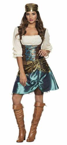 Boland Femmes Gypsy Esmeralda Costume-Taille 40-42