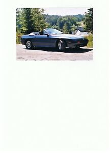1988 Mazda RX-7 Cabriuolet + Targa, moteur rotatif