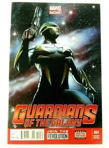 Marvel-GUARDIANS-OF-THE-GALAXY-2013-4-1-50-Adi-GRANOV-VARIANT-NM-Ships-FREE