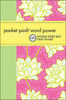 Pocket Posh Word Power: 120 Words That are Fun to Say by Wordnik (Paperback, 2011)