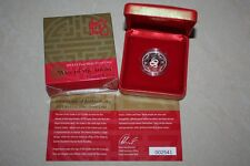 (PL) 2013 Australia Year Of The SNAKE $1 Silver Proof Coin Unc ROYAL MINT RAM