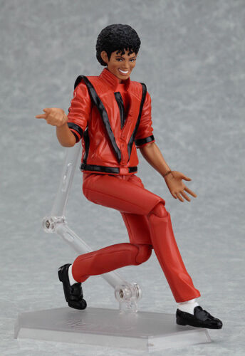 Max Factory Figma No.096 Michael Jackson Action Figure Box Packed
