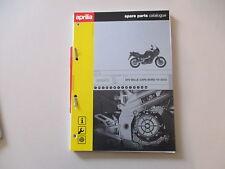 Teile Katalog spare parts catalogue Aprilia ETV 1000 CapoNord Modelljahr 2001/02