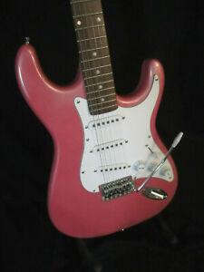 Tanara-Pink-Strat-Electric-Guitar-NOS