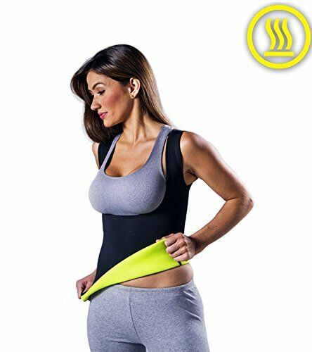 T-shirt Reducing Woman Effect Sauna Technology Neotex Losing Weight Size L