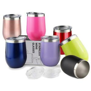 Colorful Stainless Steel Tumbler 12 Oz Vacuum Insulated Coffee Mugs 7 Colors Ebay,Different Types Of Flower Arrangements