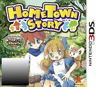 HomeTown Story (Nintendo 3DS, 2014)