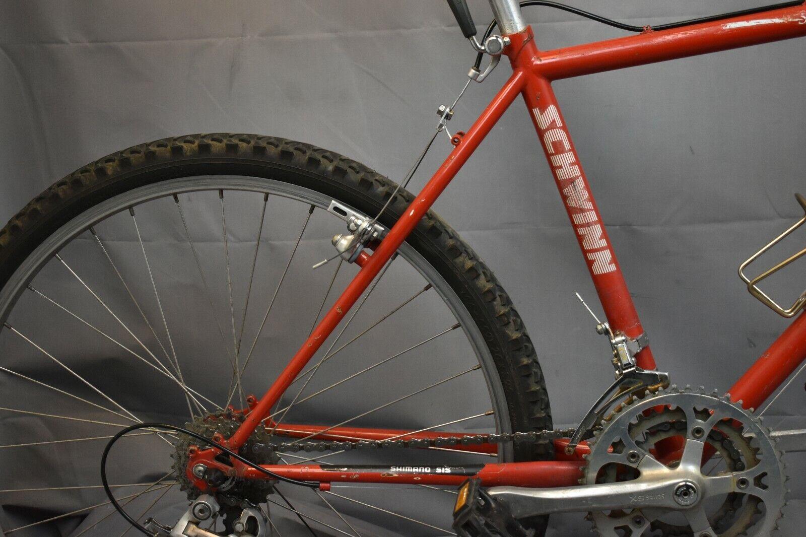"2004 Schwinn Cruiser Supreme Bike 21/"" X-Large Shimano SIS Steel MTB USA Charity!"