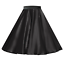 Rock-n-Roll-SATIN-Skirt-OR-Scarf-UK-LADIES-1950s-Costume-Musical-Fancy-dress thumbnail 11