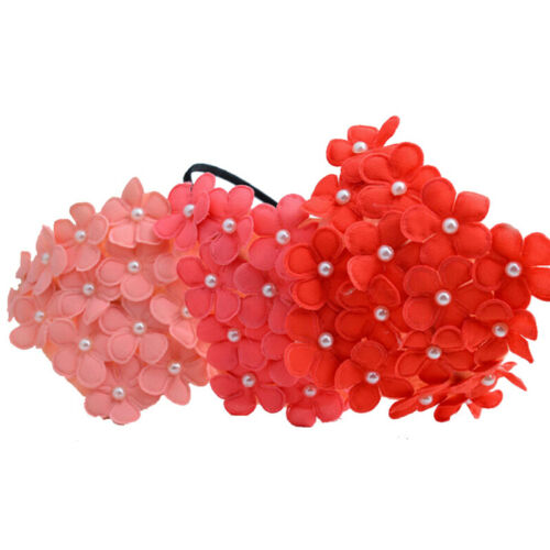 1Pc Cute kids girls flower hairband headband hair hoop band accessories EF
