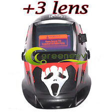 EGD pro Solar Auto Darkening Welding Helmet Arc Tig mig certified mask grinding