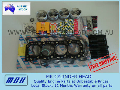 NEW VRS GASKET SET SUIT TOYOTA HIACE YH60 YH61 HILUX YN55 YN56 YN57 2Y 3Y