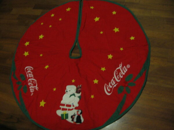 Tree skirts the christmas belle