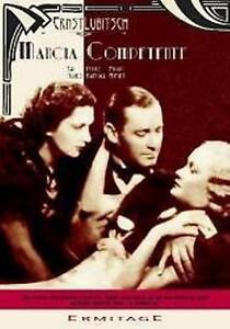 Mancia-Competente-1932-DVD-Nuovo-Sigillato-Ernst-Lubitsch