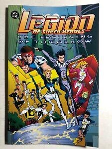 LEGION OF SUPER-HEROES: The Beginning of Tomorrow (1999) DC Comics TPB FINE