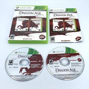 Dragon Age: Origins -- Ultimate Edition (Microsoft Xbox 360) Complete CIB