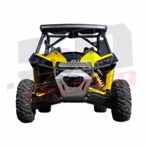 """Can-Am Clamp-on Roll Cage LED 50/"""" Light Bar Bracket combo for 2012-13 Commander"""