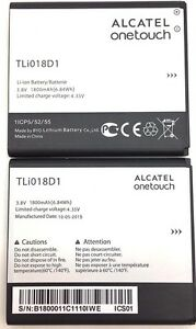 Veritable-alcatel-TLi018D1-batterie-batterie-1800mAh-one-touch-pop-D5-5038D