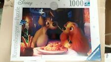 Ravensburger 13972 Disney Edition Collector Lady /& The Tramp 1000pc Jigsaw
