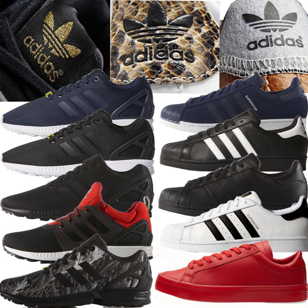 Adidas Originals Para Hombre. Mujer Y Niños formadores Zapatillas Baloncesto Calzado Deportivo