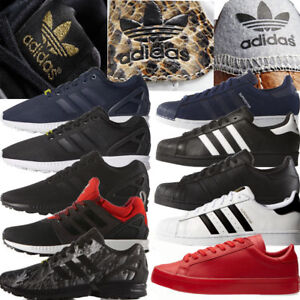sneakers for cheap e81ad ae28d ... ADIDAS-Originals-Homme-asked-amp-garcons-formateurs-Sneakers-
