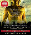 The Mortal Instruments Audio Collection: City of Bones/City of Ashes/City of Glass by Cassandra Clare (CD-Audio)