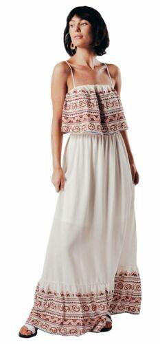 Womens Dress Strap Frill Stretch Off Shoulder Sleeveless Bodycon Maxi Boob Tube