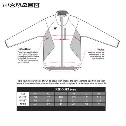 Z-Liner 360 Reflective Vest Gilet Camo