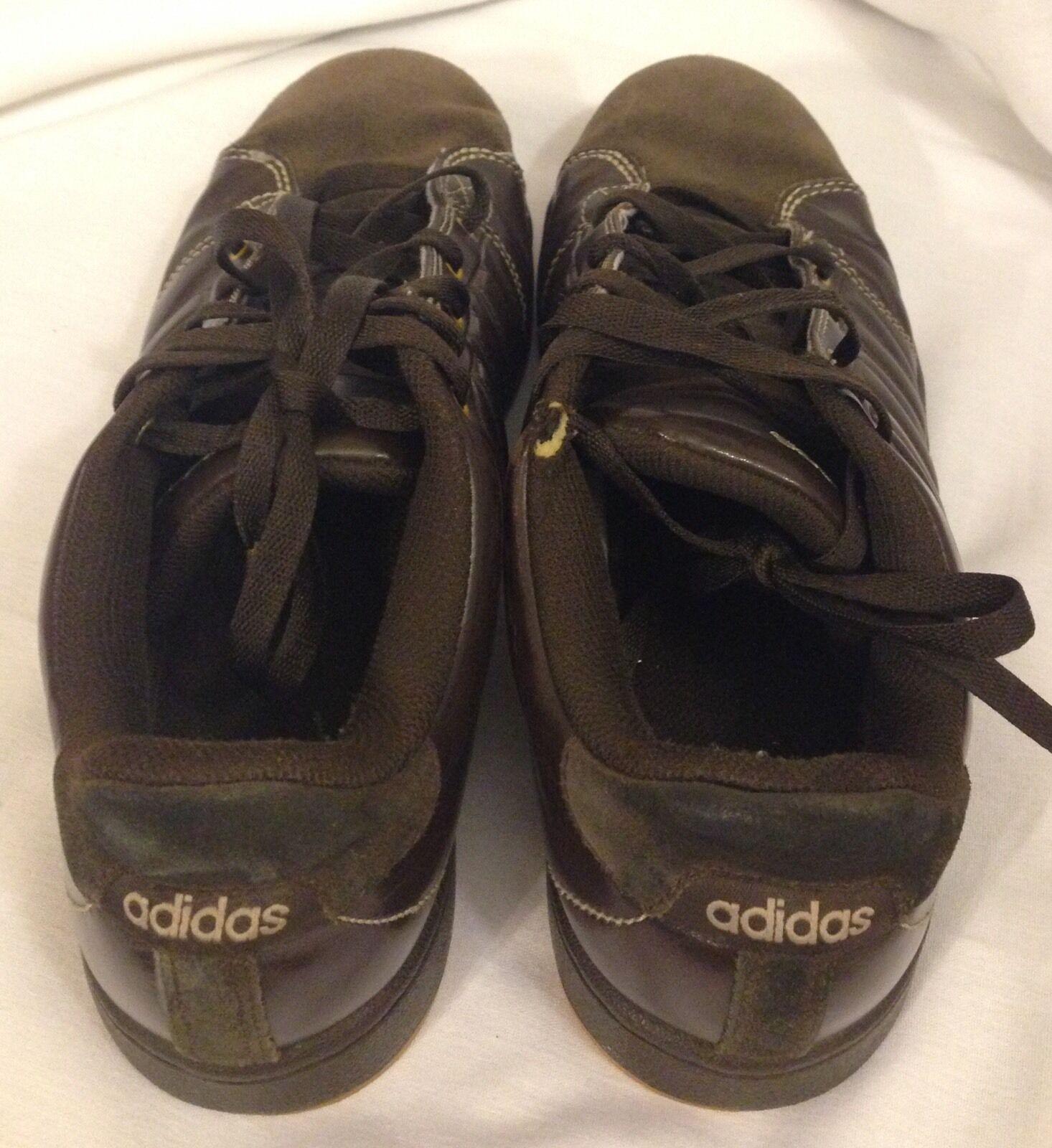 Brun 9 Cuir Adidas Taille De Chaussures 5 Rares 0Xpqt