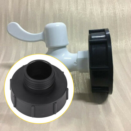 Kunststoff IBC-Adapter IBC-Konnektor S100 x 8 bis S60 x 6 Langlebig Neu