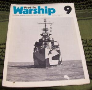 USS Charles Ausburne / Fletcher Class Destroyer 1942-1967